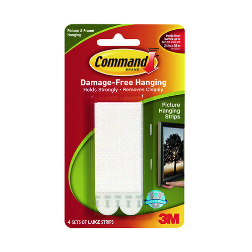 Command Large Picture Hanging Strip Clipstrip 7100064951