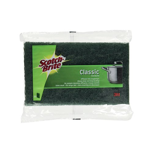 Scotch-Brite Classic Scouring Pad (Pack of 36) 223