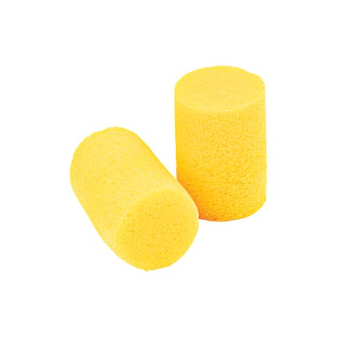 3M Classic Earplugs Uncorded Pillowpack (Pack of 250) 7000038198