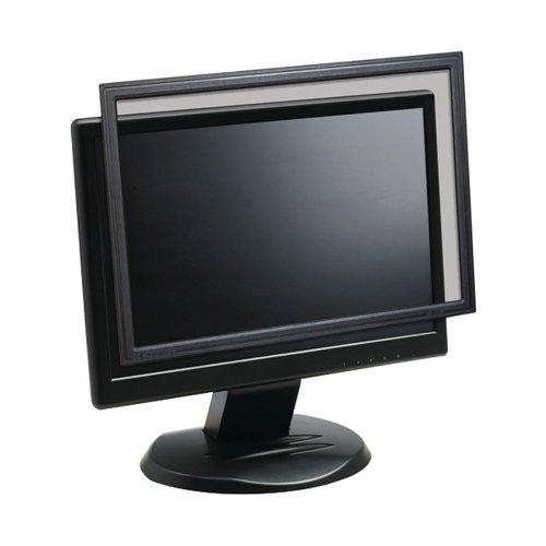 3M 22in Widescreen 16:10 Desktop Framed Privacy Filter PF322W