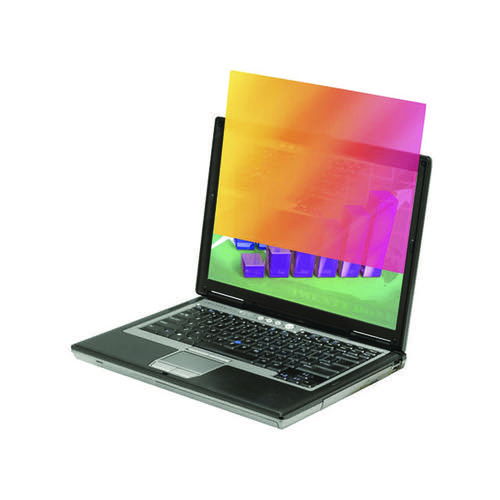 3M Gold Privacy Filter 14in Widescreen 16:10 Laptop GFP14W