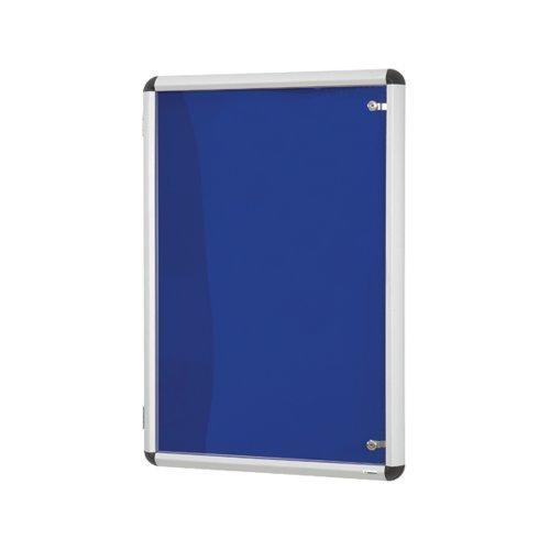 Announce Internal Display Case Lockable 900x600mm AA01830 Glazed Notice Boards AA01830