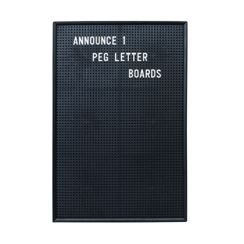 Announce Peg Letter Board 463x310mm 1/ECON-1/VC/EC-KIT692