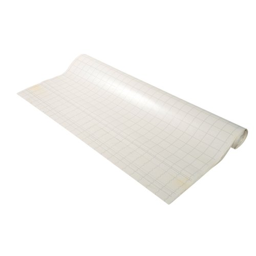 Announce Squared Flipchart Pads 650 x 1000mm 48 Sheet Rolled (Pack of 5) AA06218