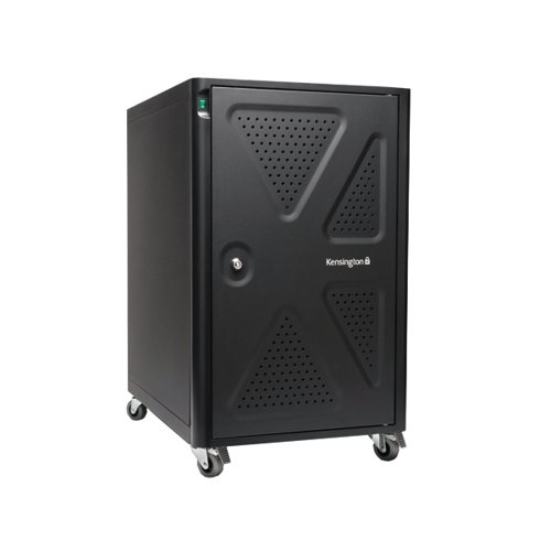 Kensington AC12 Security Universal Charging Cabinet Black K64415EU