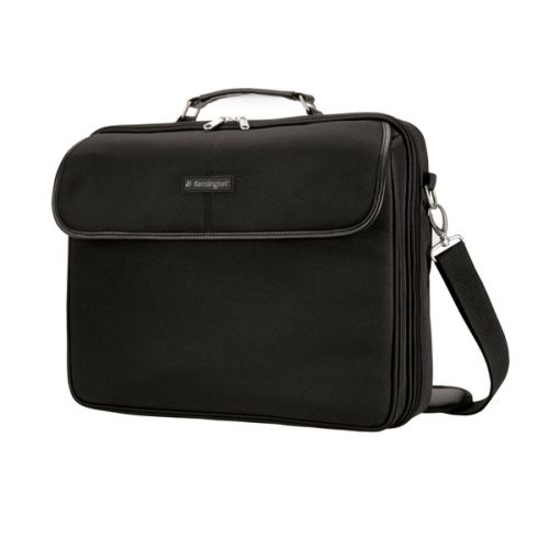 096cc5a88b1a Kensington Simply Portable 15.6 Inch Clamshell Laptop Case Black K62560EU