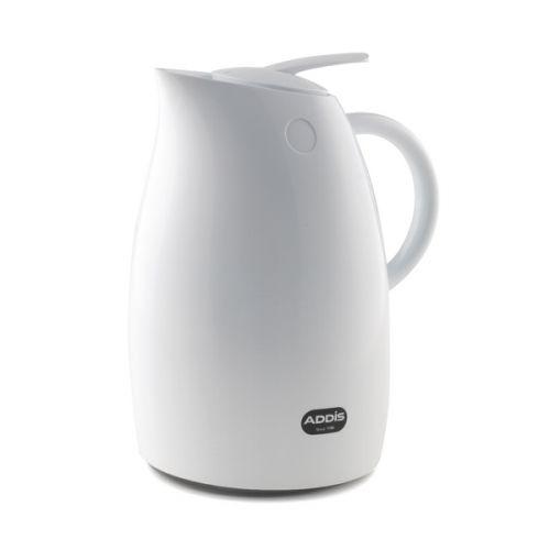 Addis Mambo Vacuum Jug 1 Litre White 517467