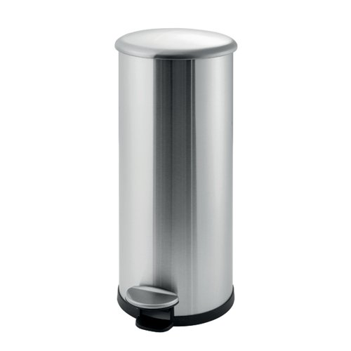 Addis 22L Cushion Close Pedal Bin 518016