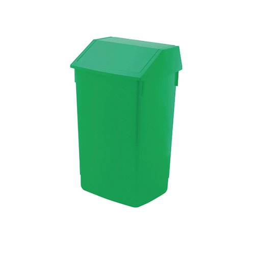 Addis Fliptop Bin 60 Litre Green AG813422