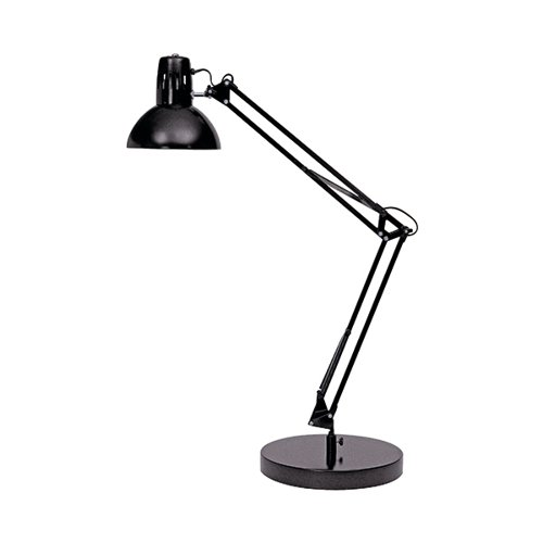 Alba Black Architect Desk Lamp ARCHI N