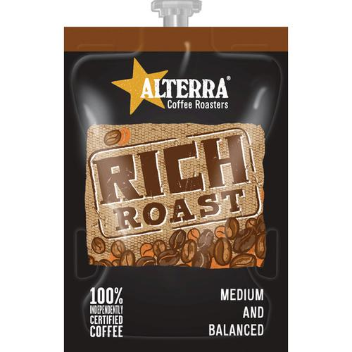 Flavia Alterra Rich Roast Sachets (Pack of 100) NWT358
