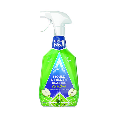 Astonish Mould and Mildew Remover 750ml Blue (Pack of 12) AST09955