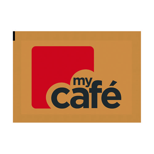 MyCafe Brown Sugar Sachets (Pack of 1000) A00890