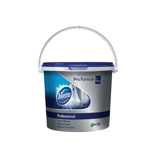 Domestos Professional Urinal Channel Blocks 3kg 7517960
