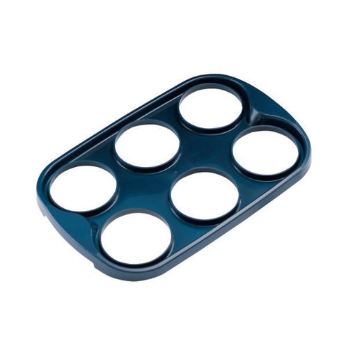 Vending Cup Tray Plastic Capacity 6 Cups B00742