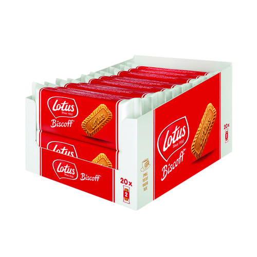 Lotus Biscoff XL Twin Packs (Pack of 20) 70101886
