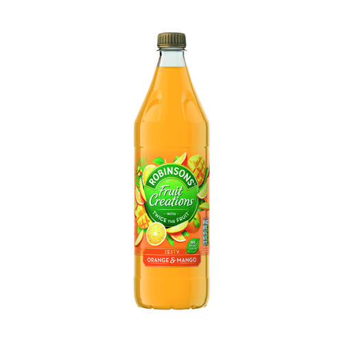 Robinsons Fruit Creations Orange and Mango 1L 0402120