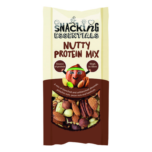 Snacking Essentials Nutty Protein Mix 40g (Pack of 16) A08109