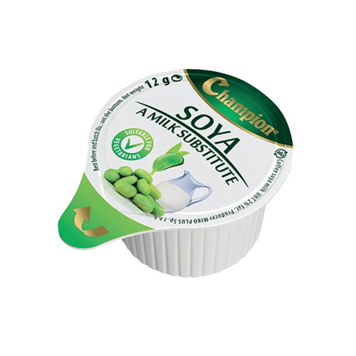 Soya Milk Jiggers 12g (Pack of 80) 0499071