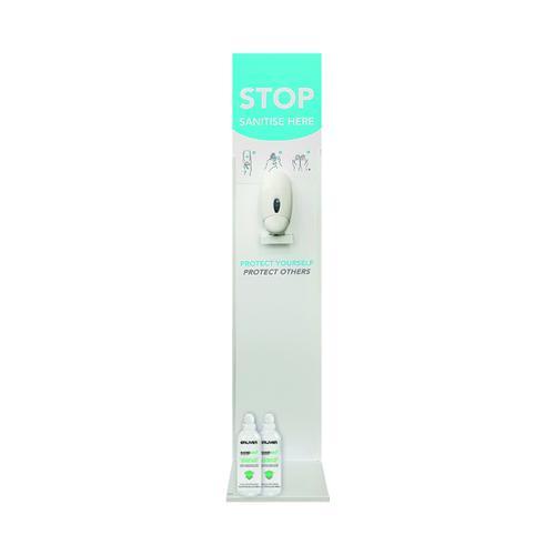 Buy Pack 8 Freestanding Dispensers Get FOC 2 Cases 750ml Sanitiser