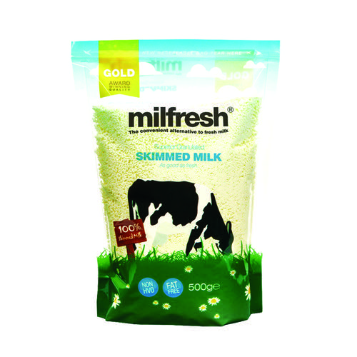 Milfresh Granulated Skimmed Milk 500g