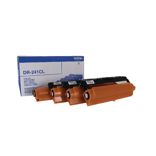 Brother Laser Drum Unit DR241CL - (15000 Page Capacity)