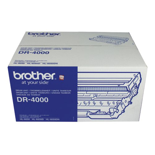 Brother HL-6050 Black Drum Unit DR4000