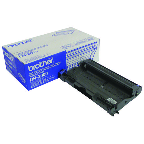 Brother DR-2000 / DR2000 Drum Unit (12,000 Page Capacity)