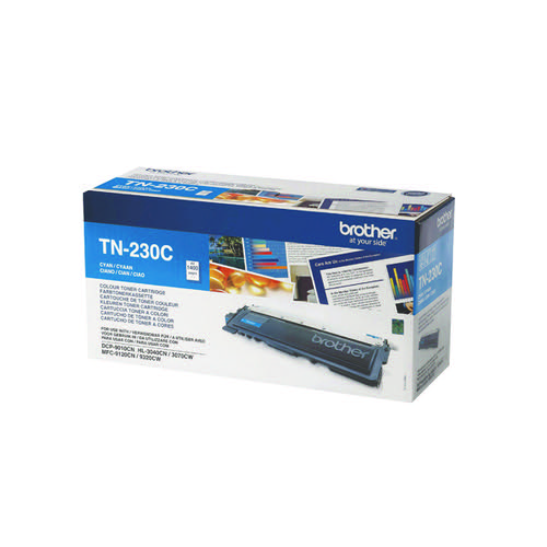 Brother MFC9120/9320 Laser Cyan Toner Cartridge TN230C