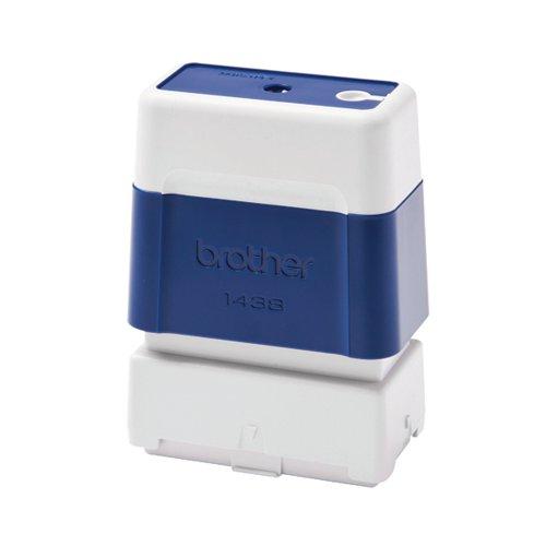 Brother PR1438E Stamp 38 x 14mm Blue PR1438E6P