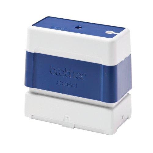 Brother PR2260E Stamp 60 x 22mm Blue PR2260E6P