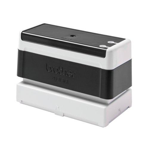 Brother PR4090B Stamp 90 x 40mm Black (Pack of 6) PR4090B6P