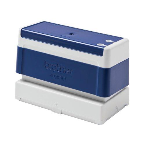 Brother PR4090E Stamp 90 x 40mm Blue PR4090E6P
