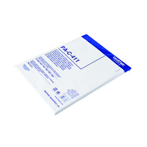 Brother PA-C-411 Thermal Paper Gloss A4 (Pack of 100) PAC411