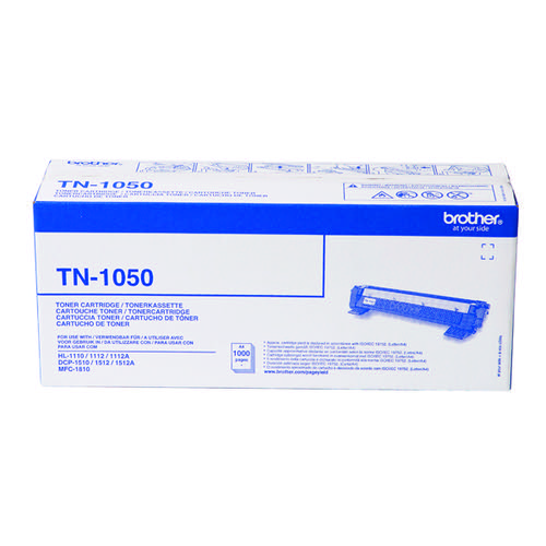 Brother TN1050 Black Laser Toner Cartridge TN-1050