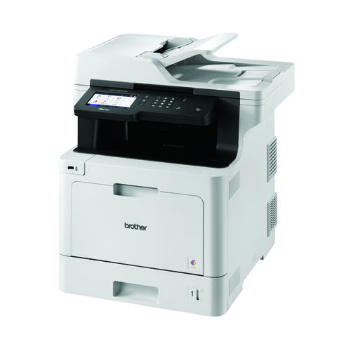 Brother MFCL8900 CDW Colour Laser Multifunctional Printer
