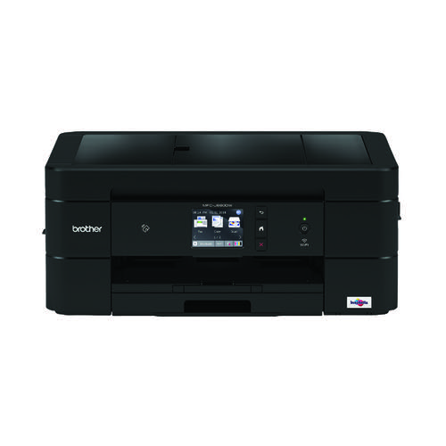 MFC-J890DW Brother 4-In-1 Inkjet Printer MFCJ890DWZU1