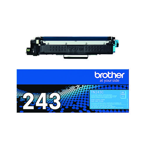 Brother TN-243 Cyan Toner Cartridge TN243C