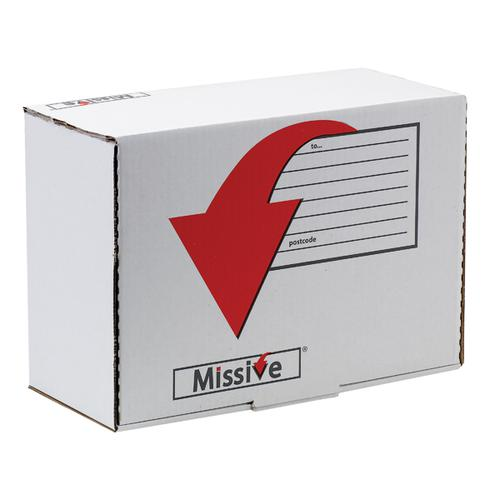 Bankers Box Missive Value Accessory Mailing Box (Pack of 20) 7272206