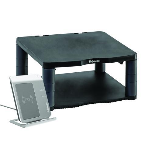 Fellowes Premium Monitor Riser Black 9169401