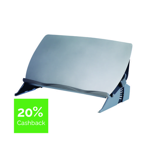 Fellowes Easy Glide Writing and Document Slope Grey 8210001