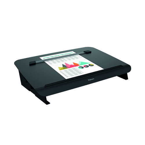 Fellowes Hana Writing Slope Adjustable Position Black 8055701