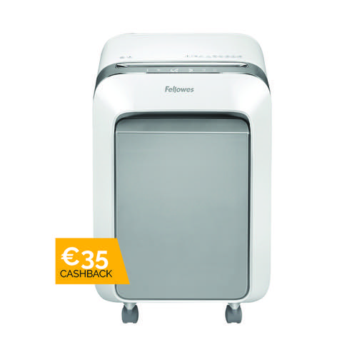 Fellowes Powershred LX211 Micro-Cut Shredder White 5050301