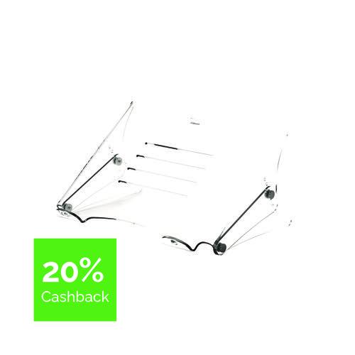 Fellowes Clarity Laptop Riser 9731401