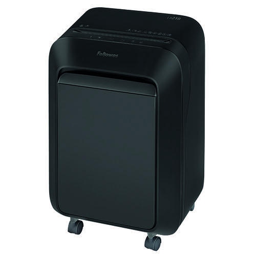 Fellowes Powershred LX210 Mini-Cut Shredder Black 5502501