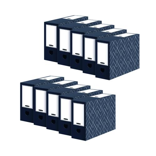 Bankers Box 100mm Transfer File (Pack of 5) Buy 1 Get 1 Free 4482901