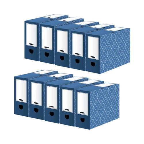 Bankers Box 100mm Transfer File (Pack of 5) Buy 1 Get 1 Free 4483801