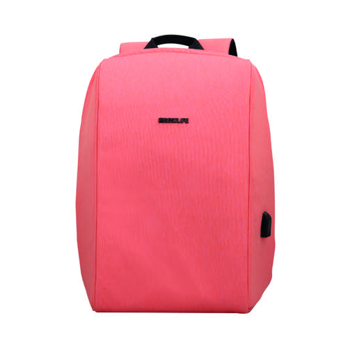 BestLife 15.6 Inch Travel Safe Laptop Backpack with USB Connector BB-3456PI