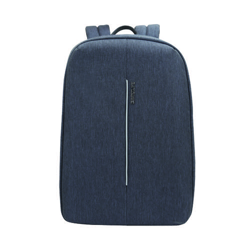 BestLife Travelsafe 15.6 Inch Laptop Backpack + USB Connector Type C 460x170x290mm Grey BB-3458