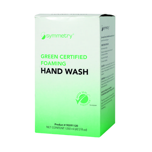 Symmetry Green Certified Foam Handwash (Pack of 6) B9009-1120